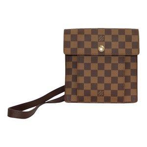 NEW LOUIS VUITTON Lydame Pimlico Messenger Bag